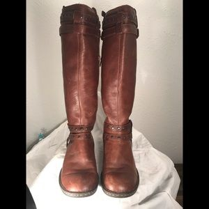 Born Leather Boots